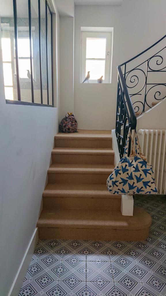 Sarl Hartmann Peintre Lecousse Escalier Elise Petitjean 2